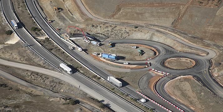 A4, La Mancha Highway