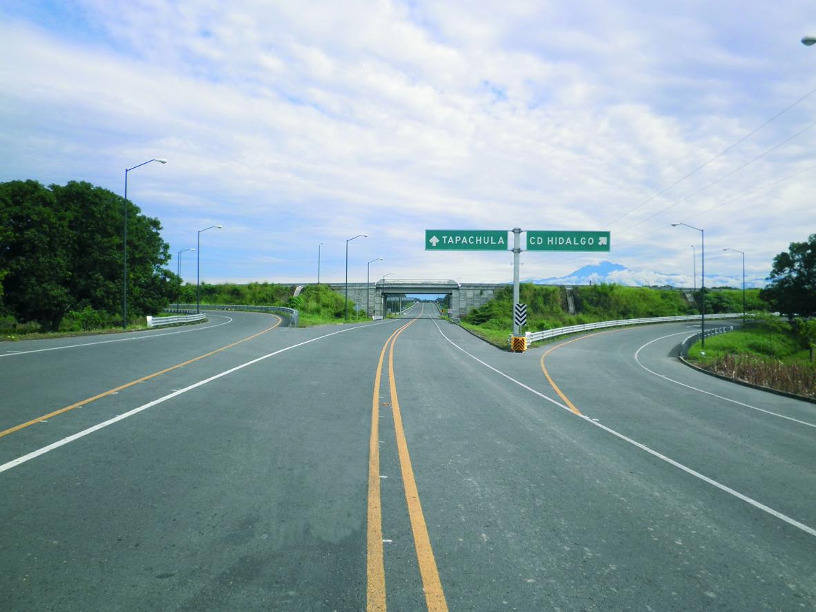Tapachula-Talismán Motorway