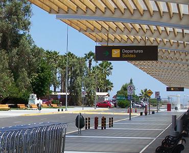Chacalluta de Arica Airport
