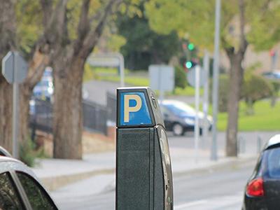 On Street Car Parks