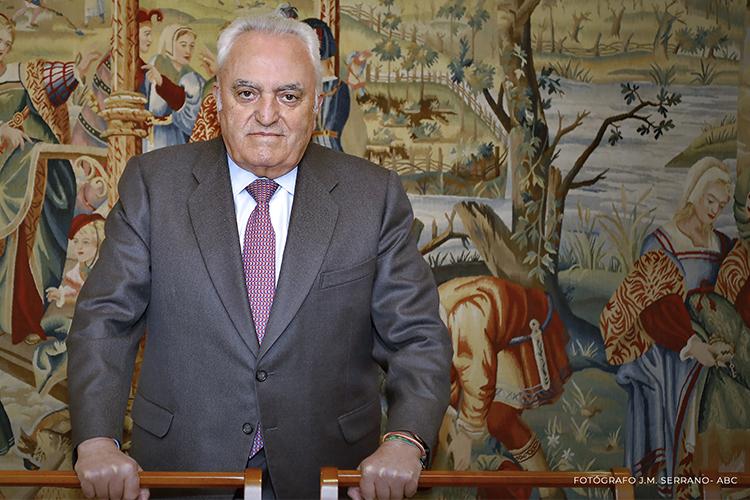 SEVILLA. 12.1.21. Entrevista para enfoque de Manuel Contreras, presidente de Azvi . FOTO: J.M.SERRANO. archsev.