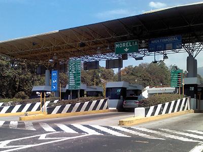 Autopistas Michoacán