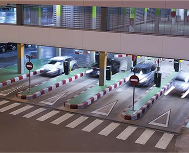 Servicio de Parking en Aeropuertos